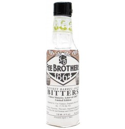 Ликер Fee Brothers, Whiskey Barrel-Aged Bitters, 150 мл