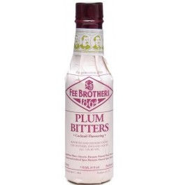 Ликер Fee Brothers, Plum Bitters, 150 мл