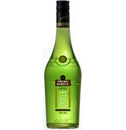 Ликер Fruko Schulz Green Apple, 0.7 л