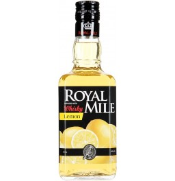 "Ликер ""Royal Mile"" Whisky with Lemon, 0.5 л"