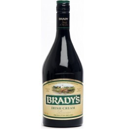 "Ликер Castle Brands, ""Brady's"" Irish Cream, 0.7 л"
