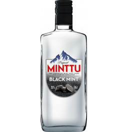 "Ликер ""Minttu"" Black Mint, 0.5 л"