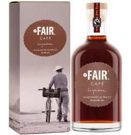"Ликер ""Fair"" Cafe, gift box, 350 мл"